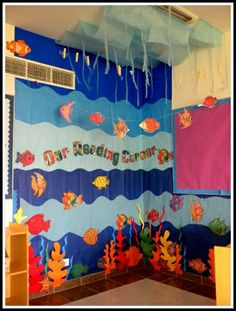 classroom under the sea theme ideas - Google Search