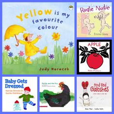 Toddler Books:  8 Great tips for choosing read-aloud books that will appeal to toddlers, plus a list of good choices