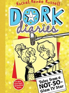 The Hardcover of the Tales from a Not-So-Glam TV Star (B&N Exclusive Edition) (Dork Diaries Series by Rachel Renée Russell at Barnes & Noble. Dork Diaries Series, Dork Diaries Books, New Books, Good Books, Amazing Books, Diary Book, Wimpy Kid, Thing 1, Reality Tv Shows