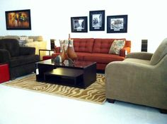 Come visit us to see our New Custom Sofas!