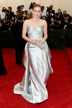 Met Gala 2014 Red Carpet: See All The Glamorous Dresses (PHOTOS)Amy Adams