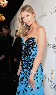 Karlie Kloss Photos: De Grisogono Divine in Cannes Dinner Party