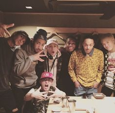 GENERATIONS from EXILE TRIBE, fik-shun & Paradox