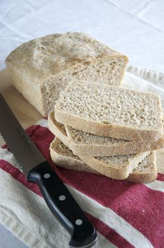 Whole Wheat Bread for TWD: Baking With Julia by My Baking Heart