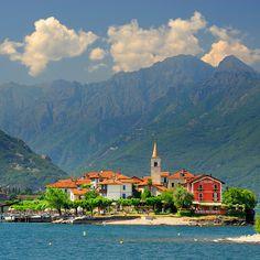 Isola Dei Pescatori, Piedmont, Italy