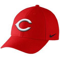 c4afa51f6df5a Men s Nike Red Cincinnati Reds Wool Classic Adjustable Dri-FIT Hat - Cincinnati  Reds Hats