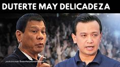 "DUTERTE SLAMS TRILLANES ""I'll resign if corrupt mga anak ko. Delicadeza"" 