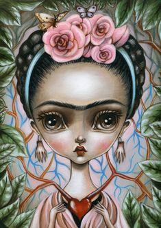 Frida's Heart, by Lauren Saxton.