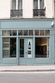 SUPPLY PAPER CO. Aesop in Paris. || Store front idea