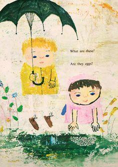 Alice and Martin Provensen, children's illustration Children's Book Illustration, Graphic Design Illustration, Illustrations, Alice Martin, Childhood Images, Vintage Children's Books, Book Art, Sketches, Retro