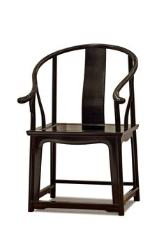 CH 5 / Ming Style Chinese Horseshoe Armchair #solidwood #chinesefurniture  #chineseart #chinesedesign
