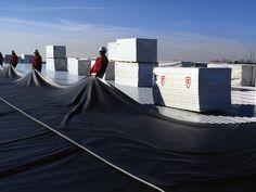 Risultati immagini per Firestone rubber gard Commercial Roofing, Building Products, Construction, Travel, Life, Garden, Italia, Building, Viajes