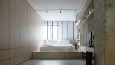 This Family Apartment Has Been Divided Into Zones That All Serve ...