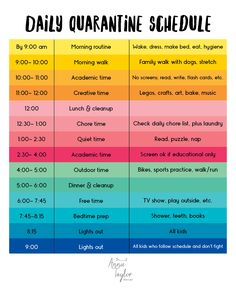 Keep calm — and keep the kids productive! Kids Summer Schedule, Daily Routine Chart, Daily Routine Schedule, Week Schedule, Toddler Schedule, Summer Kids, Toddler Routine, Schedules For Kids, Daily Schedule For Kids