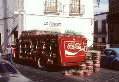 Coca-Cola Vehicle