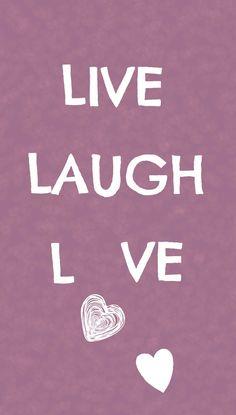"""Live Laugh Love"" ♥ by #Sparta Soaps - http://spartasoaps.com/"