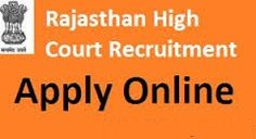 Rajasthan High Court Recruitment 2016. The Rajasthan High Court is inviting applications for 72 civil judge jobs in Rajasthan State. Candidates can check the official notification before apply at www.hcraj.nic.in. Online application process will be closed on 05.04.2016. Online application process is available from 12.03.2016.