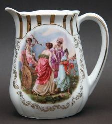 Antique pitcher Robert***