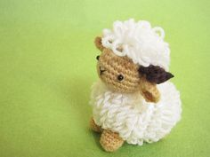 Ravelry: Chinese Zodiac Sheep ひつじのメル&ポール pattern by Chinpindo