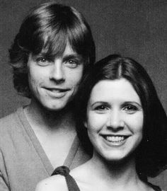 """""""She was a handful. She was high maintenance. But my life would have been so much drabber and less interesting if she hadn't been the friend that she was."""" (Mark Hamill on Carrie Fisher)"""