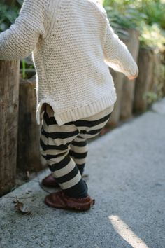 Baby Harem Pants Striped pants by AnchoreDeep on Etsy