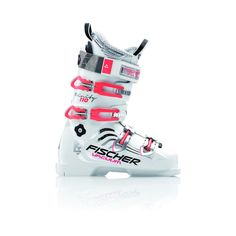 Top of the line! Fischer Vacuum Zephyr 11 Women Ski Boots, with guaranteed perfect fit