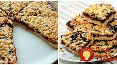 Nezameniteľný Valašský frgál (úžasný recept): Mám už po 60-tke, no lepší koláč som v živote nejdela! Rum, Bread, Cookies, Food, Recipes, Basket, Crack Crackers, Brot, Biscuits