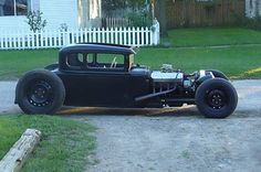Ford ratrod