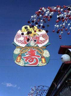 Carp Sign Tokyo Japan -------------- #japan #japanese