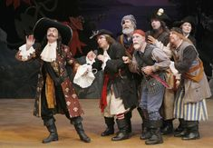 Seattle Children's Theatre's production of Peter Pan