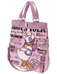 Daisy Duck Shopaholic Purse