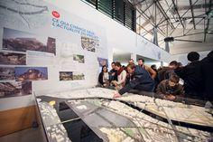 Une soirée événement au Hangar 32, lieu d'exposition du projet urbain de l'île de Nantes