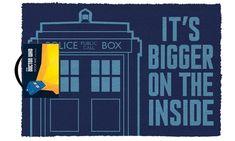 Doormats – Cowes Town Central Doctor Who Tardis, The Doctor, Die Tardis, Tardis Door, Dr Who, Empire, Big Doors, Star Wars, Superman Logo