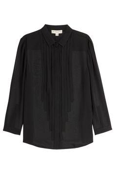 SilkBlousefromBURBERRYLONDON | Luxury fashion online | STYLEBOP.com
