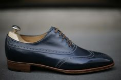 The Shoe Snob: Today's Favorites - John Lobb Wingtip Brogue