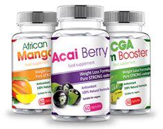 Wydaje się niemożliwe, jednak jedna kapsułka zawiera w sobie skondensowaną ilość witamin i składników odżywczych zawartych aż w pół kilogramie świeżych owoców! Pamiętaj , że tylko naturalne jagody Acai występujące w Brazylii są tak skuteczne w odchudzaniu. Acai Berry, Coconut Oil, Berries, Jar, Weight Loss, Mango, Food, Manga, Losing Weight
