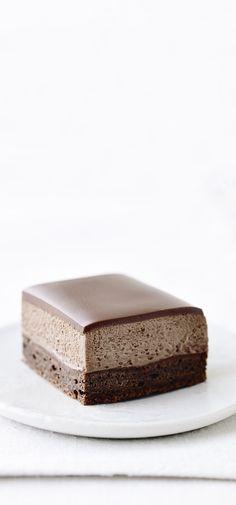 Kage med chokolade og kaffe - BO BEDRE