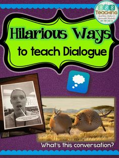Introducing Dialogue Activities