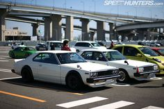 Nissans and Datsuns