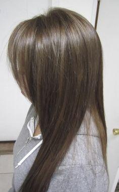 dark ash hair colour - Google Search