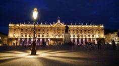 Place Stanislas in Nancy, Lorraine, Frankrijk via @soetkees