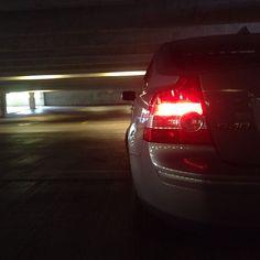 Volvo in parking garage. My Dream Car, Dream Cars, Volvo S40 T5, Volvo Cars, Garage, Park, Carport Garage, Garages, Parks