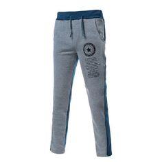 Male Trousers Men Pants Casual Pants