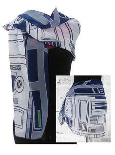 A Star Wars R2-D2 Sarong Will Look Fantastic This Summer