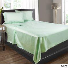Clara Clark Egyptian 400 Thread Count Deep Pocket Bed Sheet Set