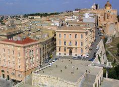 #bastione #santacaterina #castello #cagliari
