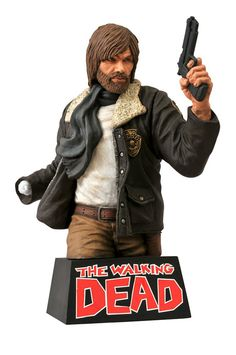 'The Walking Dead': Save for the apocalypse with the Rick Grimes bust bank