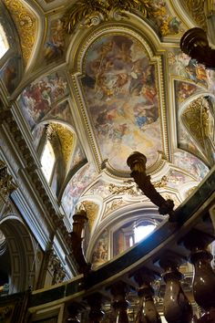 confinedlight: Santi XII Apostoli, Rome (one of my favorite places in Rome)