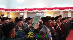 Ditinggal Syafril Tamun dan Tien Mastina, Gubernur Riau Tambah Daftar Plt