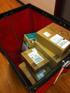 Kimberly Erskine: Care packages from a 7-month deployment